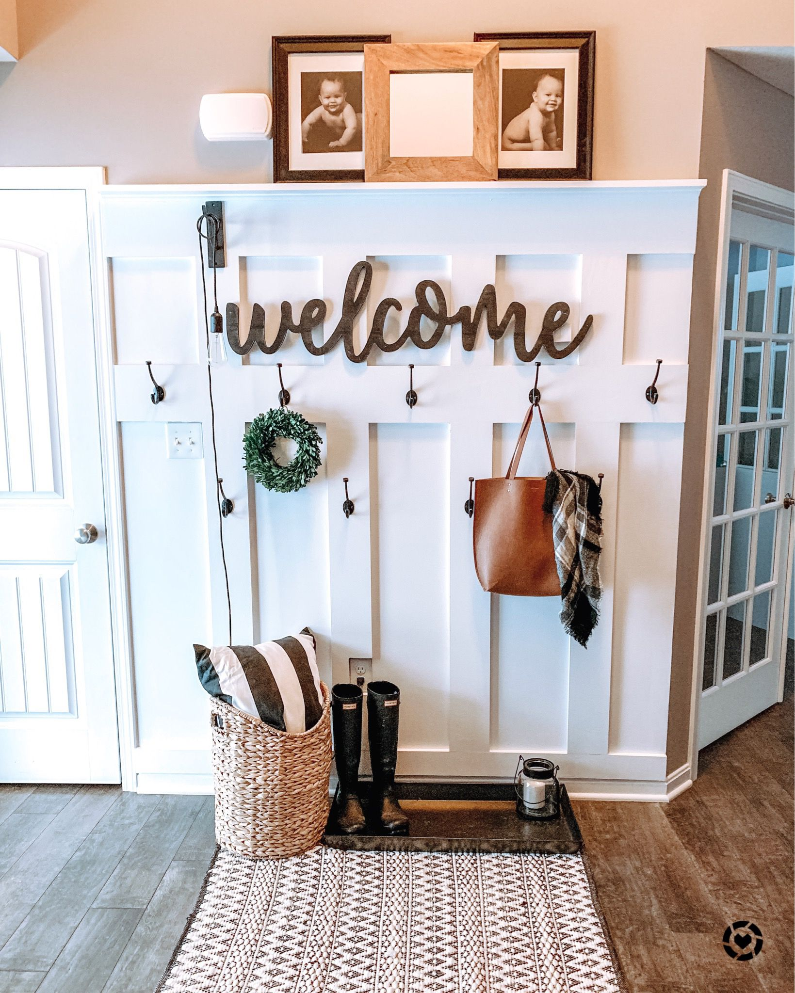 Board Batten Entryway Wall In 2020 Home Home Decor Home Remodeling
