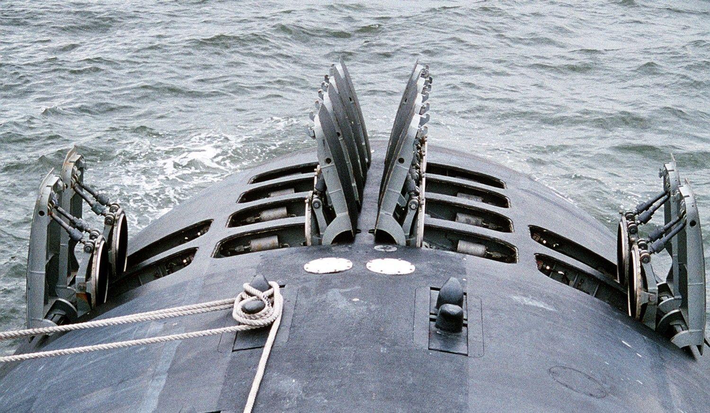Submarines dick ahlborn