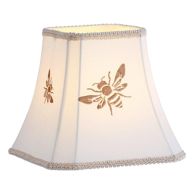 Bee 21cm Cotton Bell Lamp Shade Lamp Shade Lamp Rectangle Lamp Shade