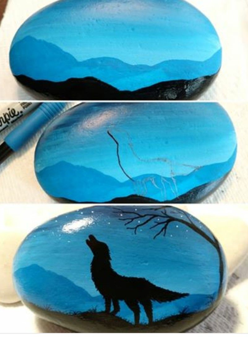 27++ Small letter stencils for rock painting ideas in 2021