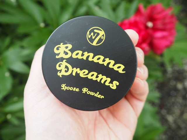 Banana Dreams Loose Powder Contour Set by w7 #12