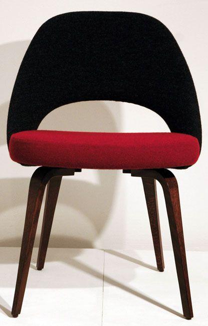 Conference Chair 72 A) By Eero Saarinen   Knoll International