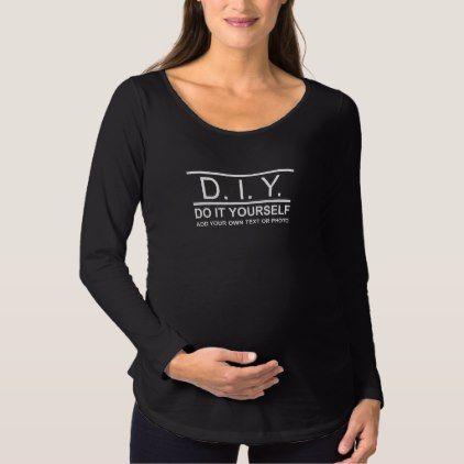 Personalized custom diy do it yourself maternity t shirt monogram personalized custom diy do it yourself maternity t shirt monogram gifts unique design style solutioingenieria Gallery