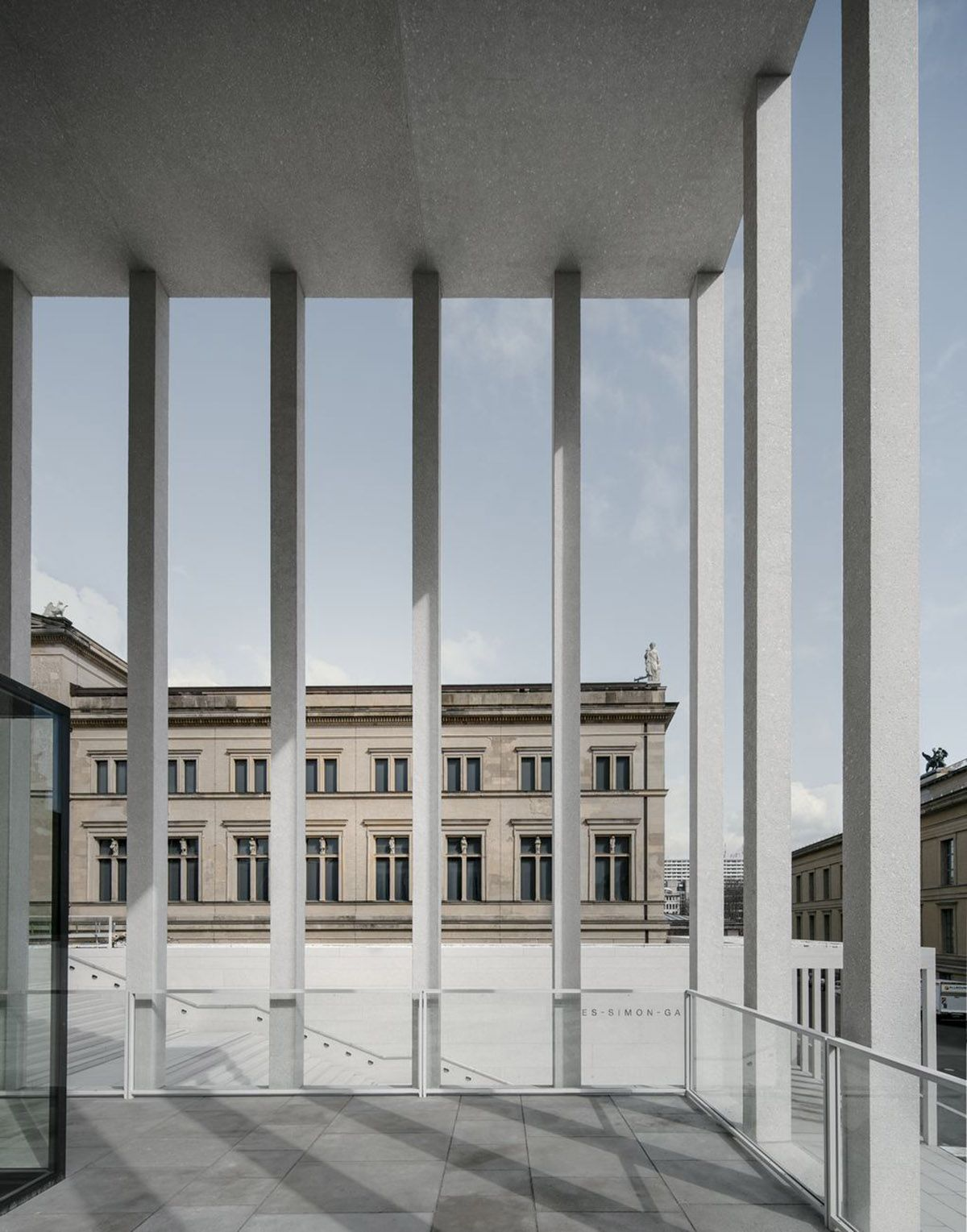 David Chipperfield Architects Opens James Simon Galerie On Berlin S Museum Island 이미지 포함