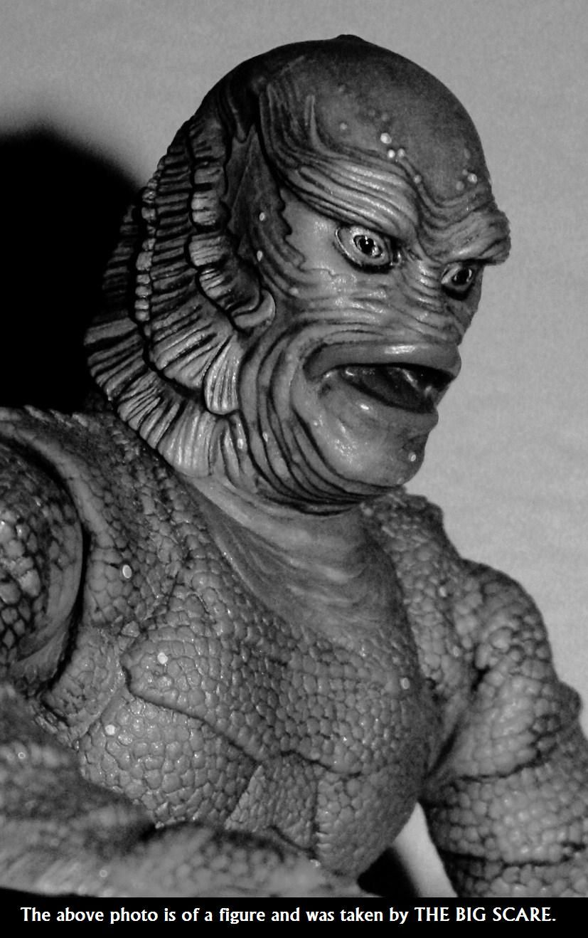 Creature from the Black Lagoon!! | Tattoos I Like or Want ...