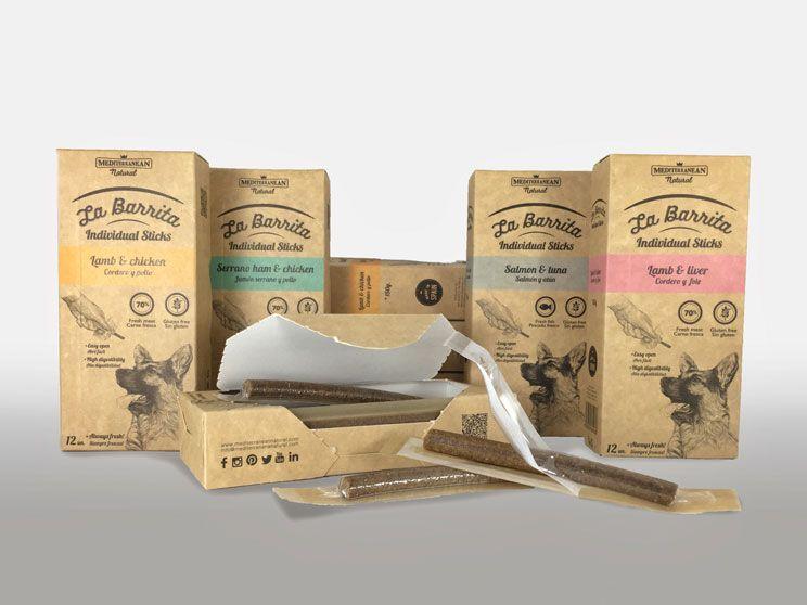 Descubre en nuestro blog cómo fabricamos La Barrita , nuestro nuevo snack para perros del que todo el mundo habla ¡Ñam! 😋 / Mediterranean Natural / Dog treats