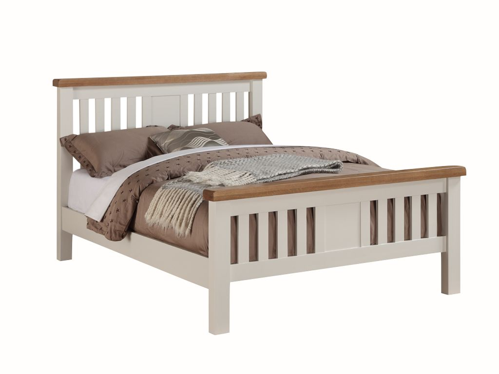 The Betty Wooden Electric Adjustable Bed is a beautiful modern ...