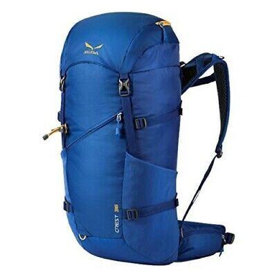Photo of Salewa backpack – NEW – Crest 36 – Nautical blue    eBay