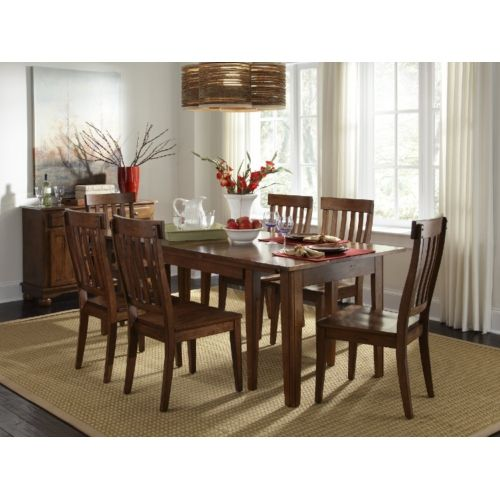 Attirant Toluca Versatable And 4 Side Chairs At HOM Furniture   On Sale $1,115.99.  Here Is That Same Table At Hom And On Display In Roseville Showroom, So  They Say.