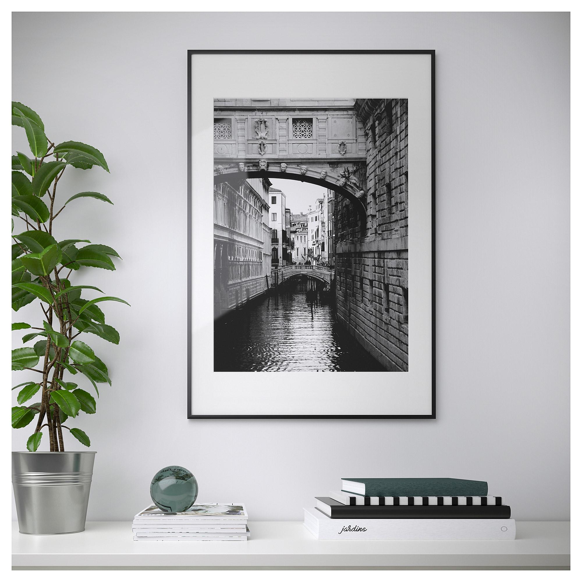 Lijst 61 X 91.Lomviken Fotolijst Zwart Picture Frame Inspiration