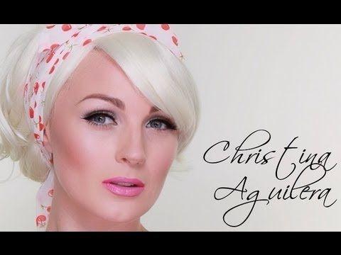 Christina Aguilera 'Your Body' Makeup Tutorial | Beauty ...