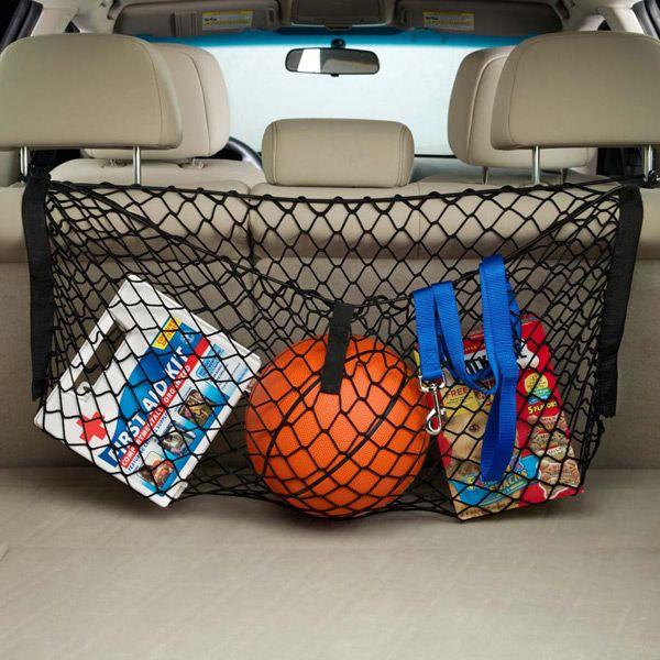 Organizing Your Car & Organizing Your Car   Cargo net Organizing and Organizations