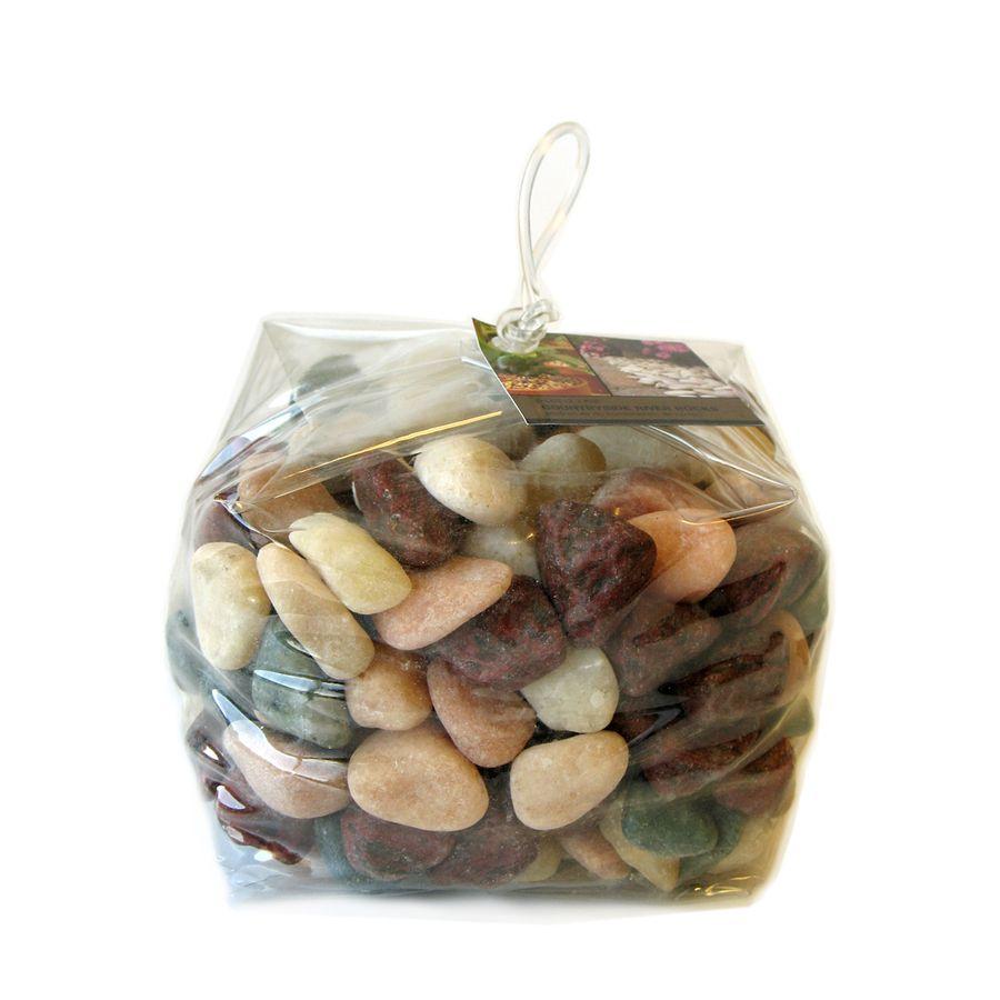 Shop AKASHA 5 Lb Mixed Polished Stones At Lowes