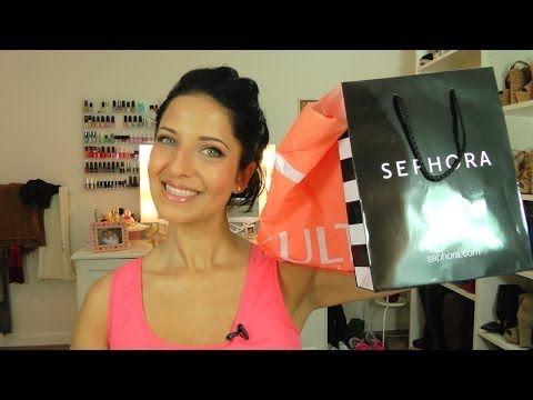 Ulta & Sephora Haul! - YouTube