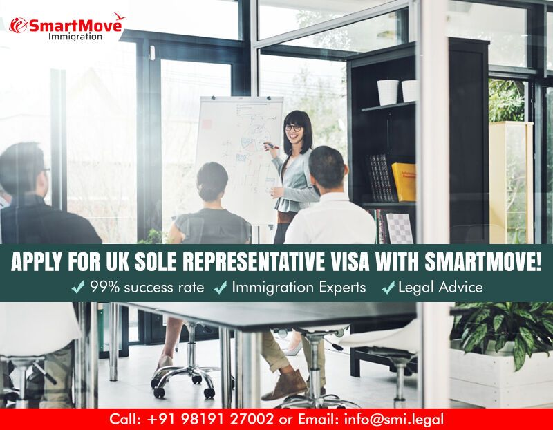 How to extend UK Sole representative visa in 2020
