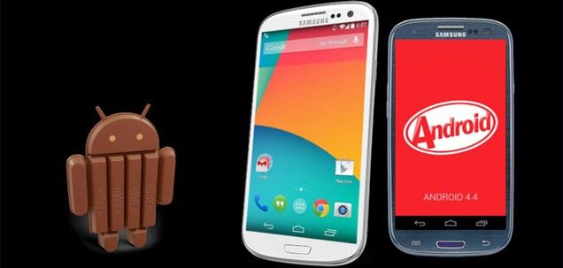 How To Update A Samsung Galaxy S3 At T To Android 4 4 2 Kitkat