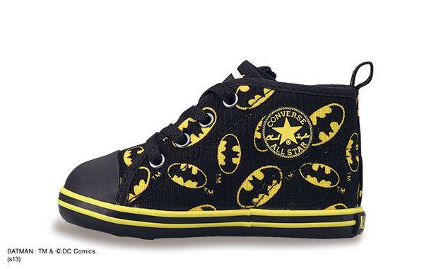 10c023b2121d CONVERSE BABY ALL STAR Batman RZ