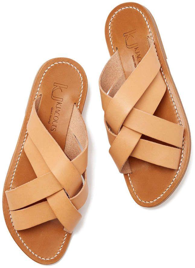K Jacques Tortelo Sandals | | B o o t s + S h o e s