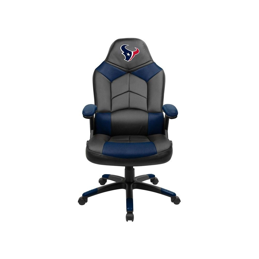 Nfl Houston Texans Oversized Gaming Chair Gaming Chair Nfl Houston Texans Executive Chair