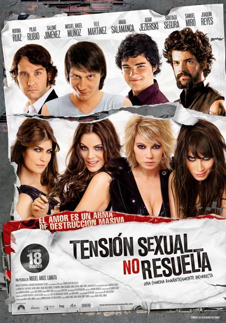 Tension Sexual No Resuelta - Spanish Comedy Film, Another -4641