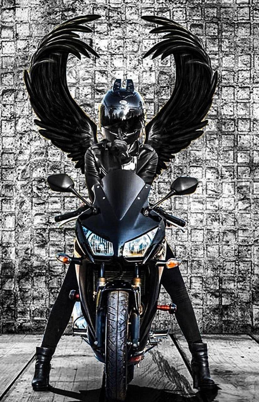 Download Bikers Wallpaper By Gurusad 4e Free On Zedge Now Browse Millions Of Popular Biker Wallpapers And Bike Illustration Biker Art Motorcycle Drawing