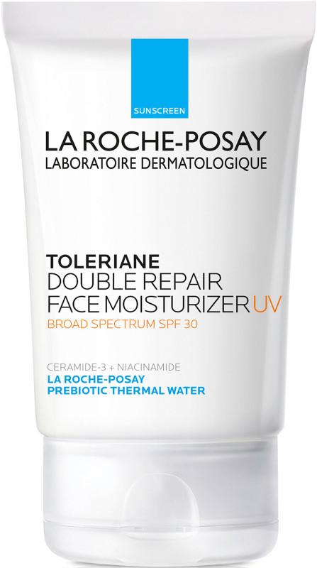 La Roche Posay Toleriane Double Repair Face Moisturizer Uv Spf 30 Ulta Beauty Face Moisturizer Moisturizer For Combination Skin Natural Face Moisturizer
