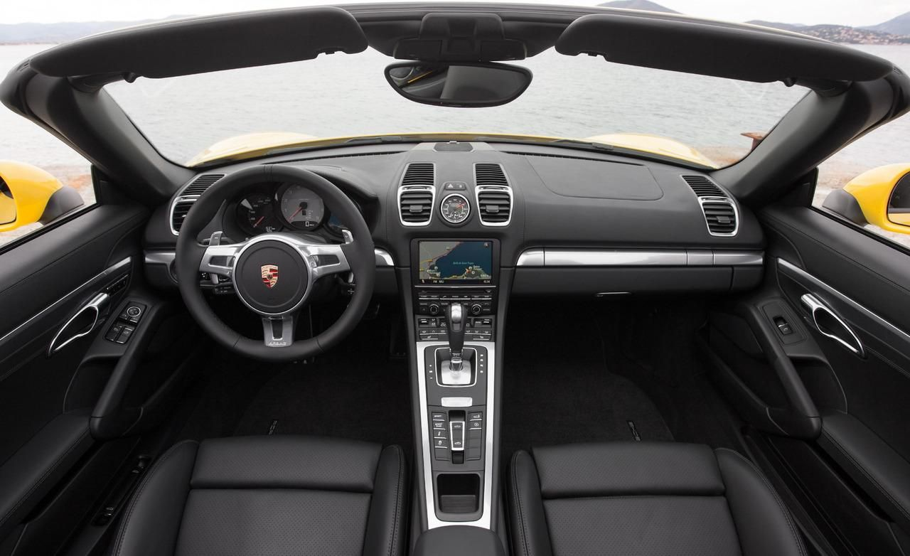 Amazing For Porsche Redesigns Its Best Sports Car Till Date   The Boxster. So, The  2013 Porsche Boxster Makes Appearance With PDLS, The Proprietary Adaptive