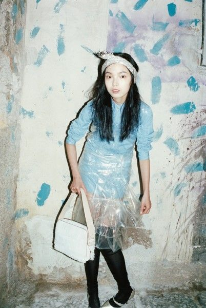Xiao Wen Ju for Marc Jacobs SS12 | Campaigns