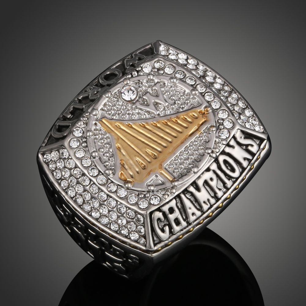 Stephen have only this ring,2015. I think KD came and they