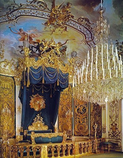 Linderhof Palace Is A Schloss In Germany In Southwest Bavaria Near Ettal Abbey It Is The Smallest Of The Three Palaces Built By King Ludw