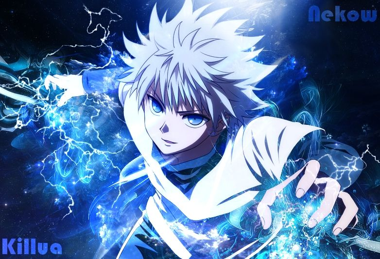Killua by Nekoow on deviantART Hunter anime, Hunter x