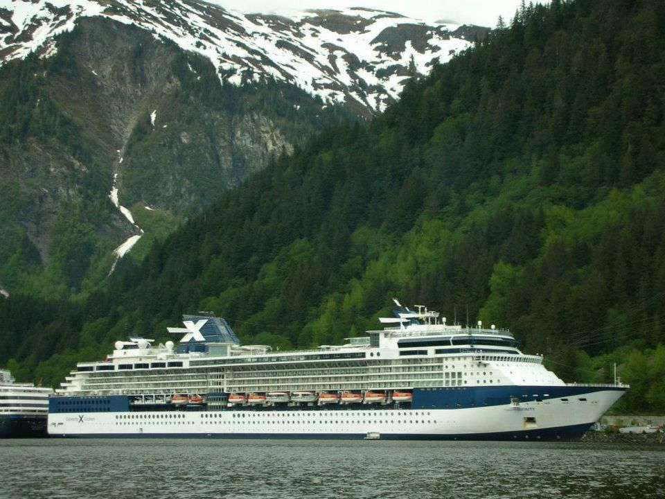 Alaskan Cruise Cruisevacationcelebrityinfinity