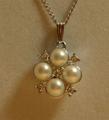Vintage SARAH COVENTRY Necklace/Earring   eBay