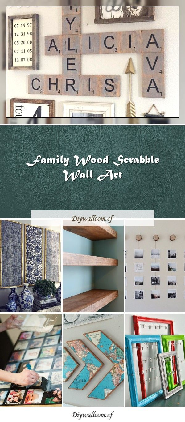 76 DIY wall art ideas for these empty wallsDIY Wall Art Ideas And Do It Yourself… Young Room