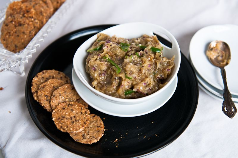 Eggplant recipes pinterest eggplant recipes eggplants and a smoky eggplant dip from western india that gives baba ghanoush a run for its money bhareet recipe on whole foods market cooking forumfinder Choice Image