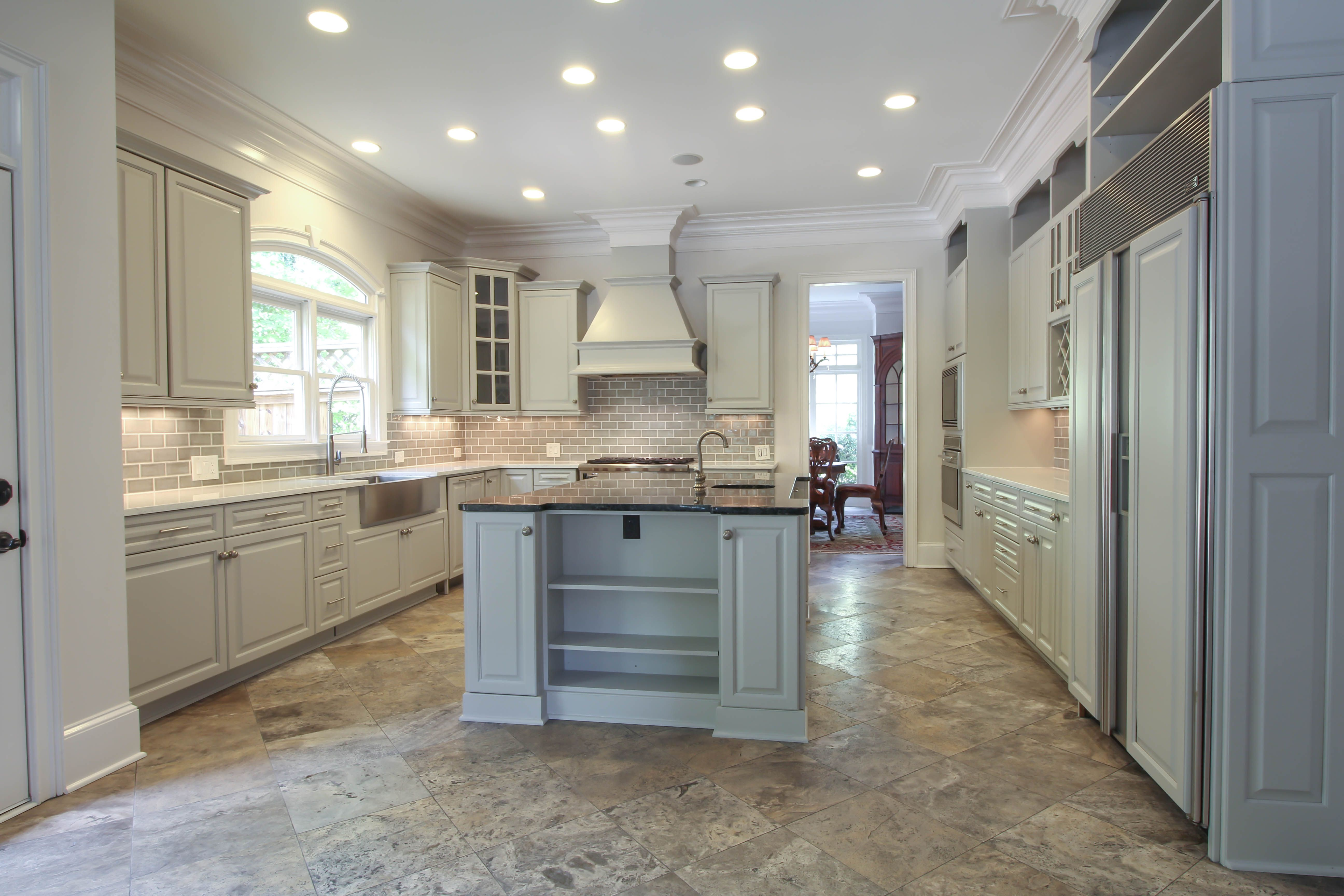 Creative Cabinets and Faux Finishes
