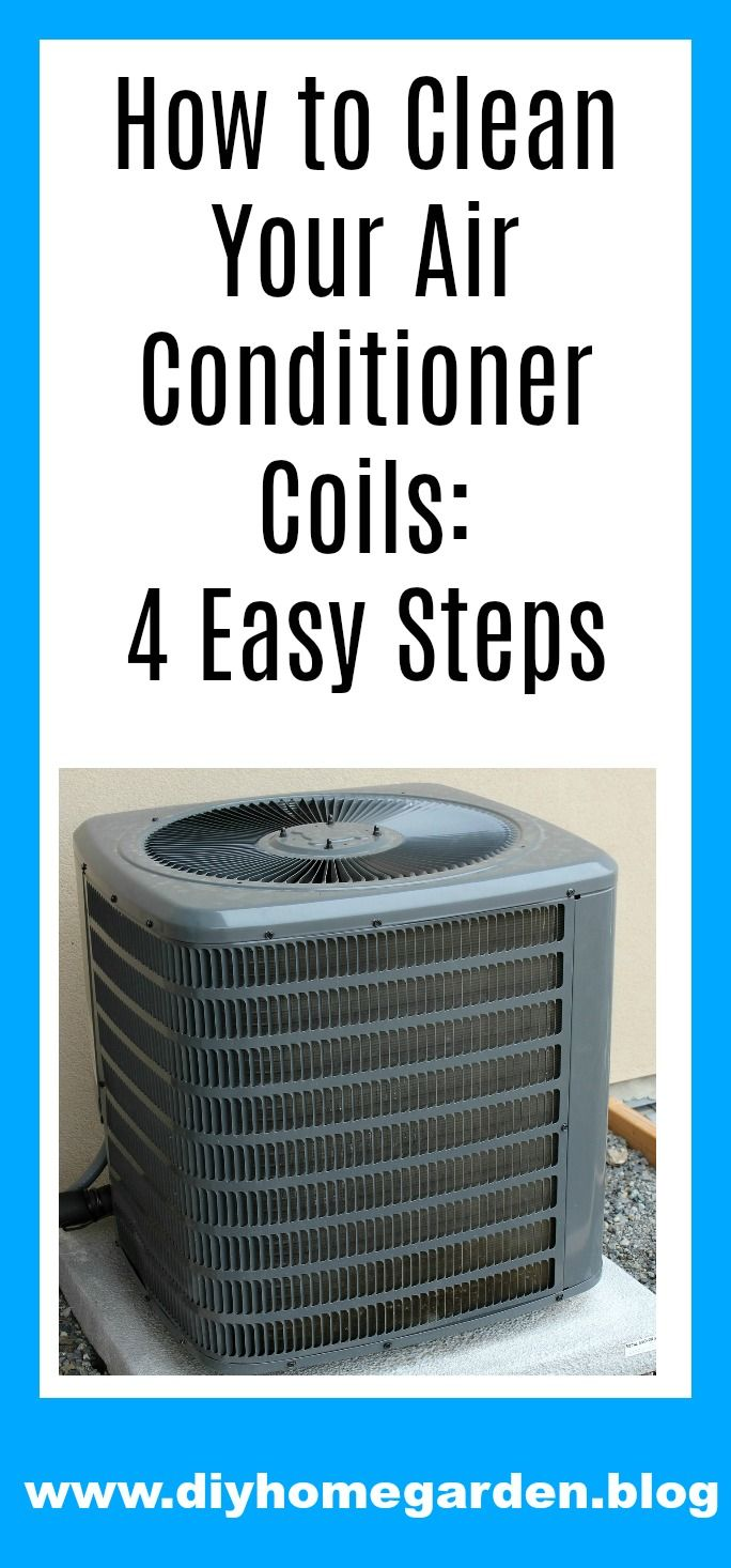 How to Clean Your Air Conditioner Coils Clean air