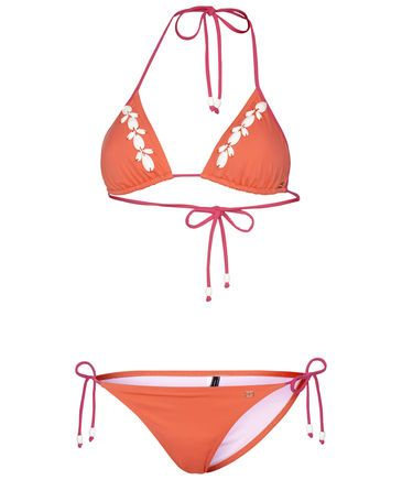 Damen Bikini Malibu Triangle Set #tommyhilfiger #bikini #hippie