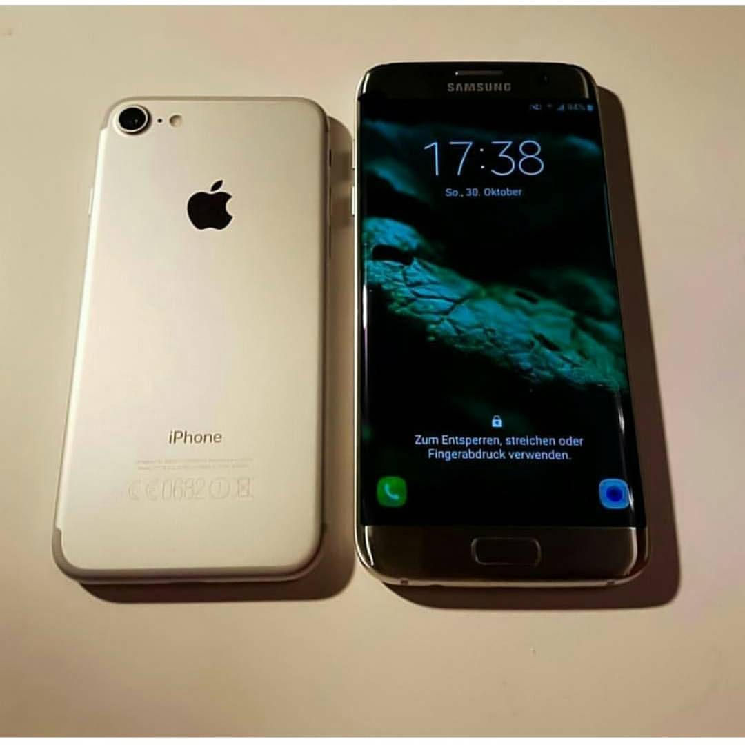 Iphone 7 Vs Samsung Galaxy S7 Edge Samsungblog Samsung Galaxy Samsunggalaxy Galaxys8 Galaxys8plus Galaxys7 Gala Iphone Samsung Galaxy S Samsung