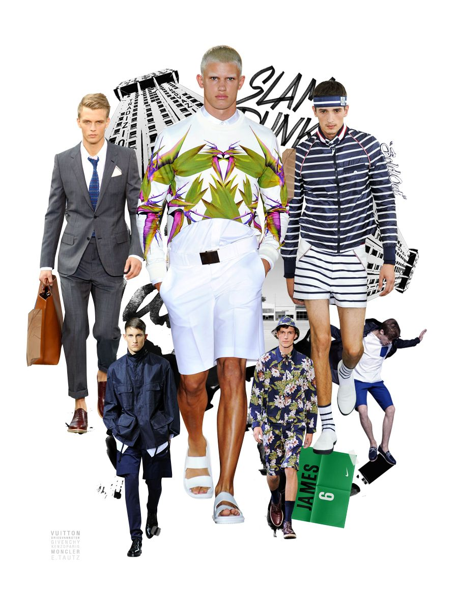 Louis Vuitton, Givenchy, Thom Browne, Dries Van Noten