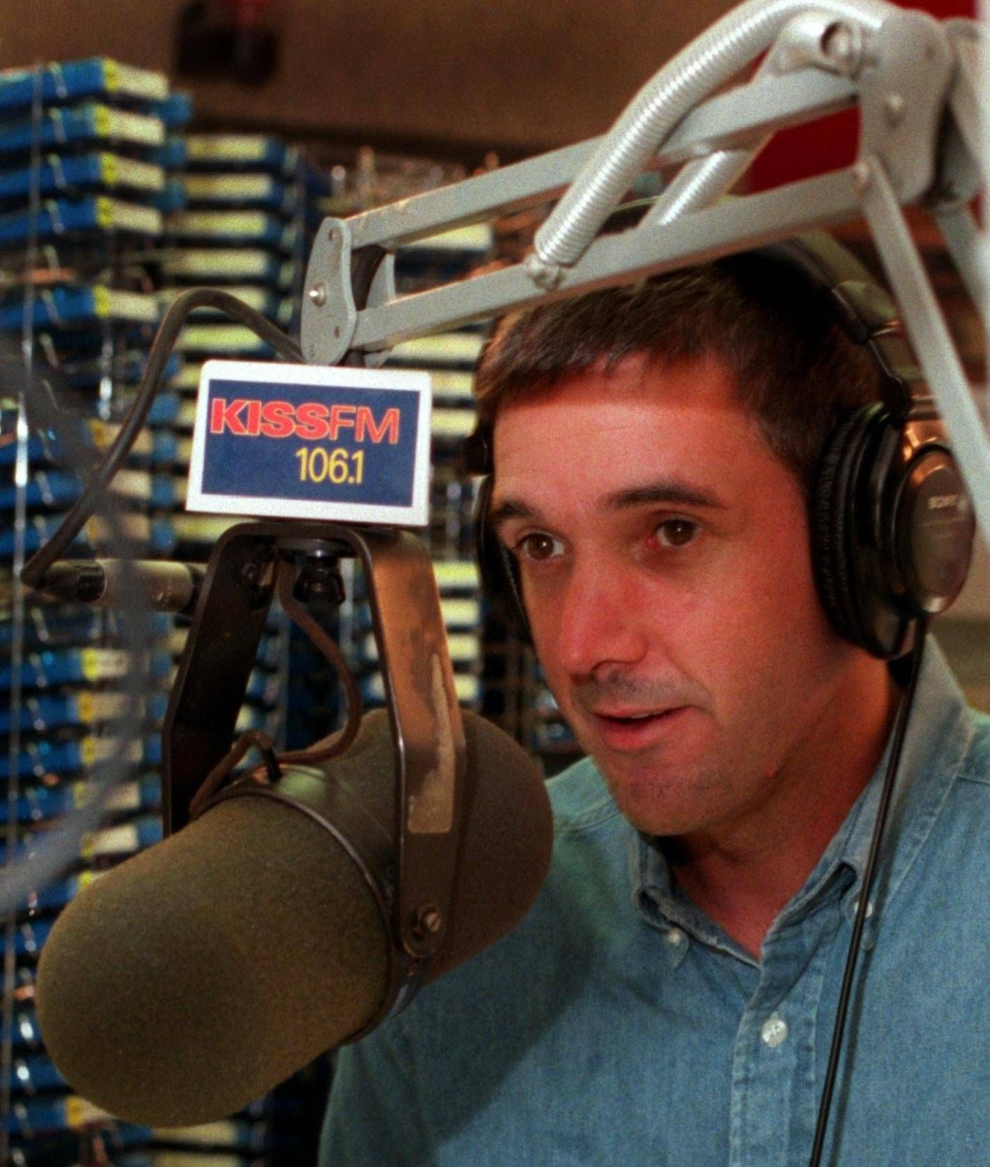 It Has Been Confirmed That Kidd Kraddick Passed Away Today In New