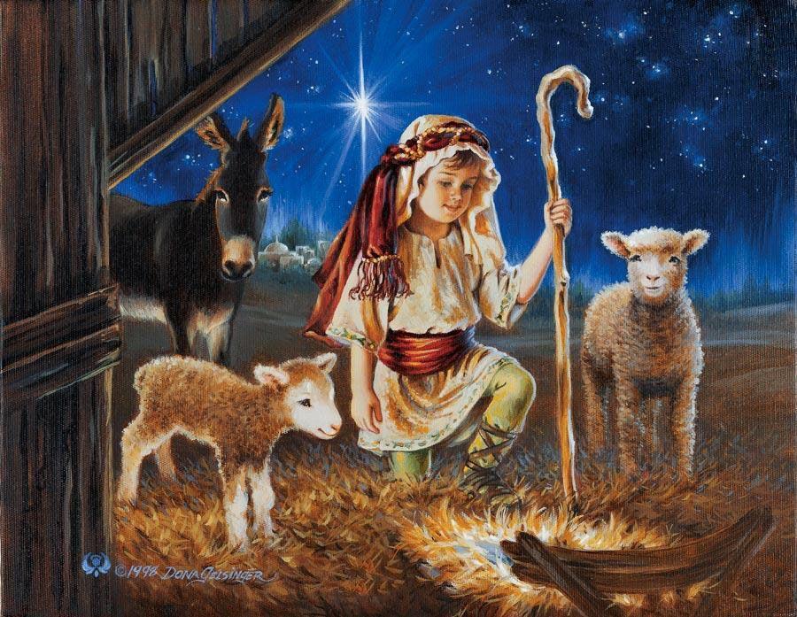 40 Imagenes Navidenas Nacimiento Pesebre Y Nino Jesus Banco De