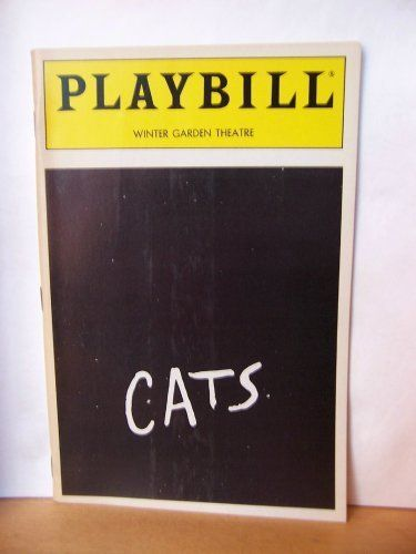 Cats - Playbill, Winter Garden Theatre, New York, http://www.amazon.com/dp/B000QUXLL4/ref=cm_sw_r_pi_awdl_IwyHsb0N9G6CE