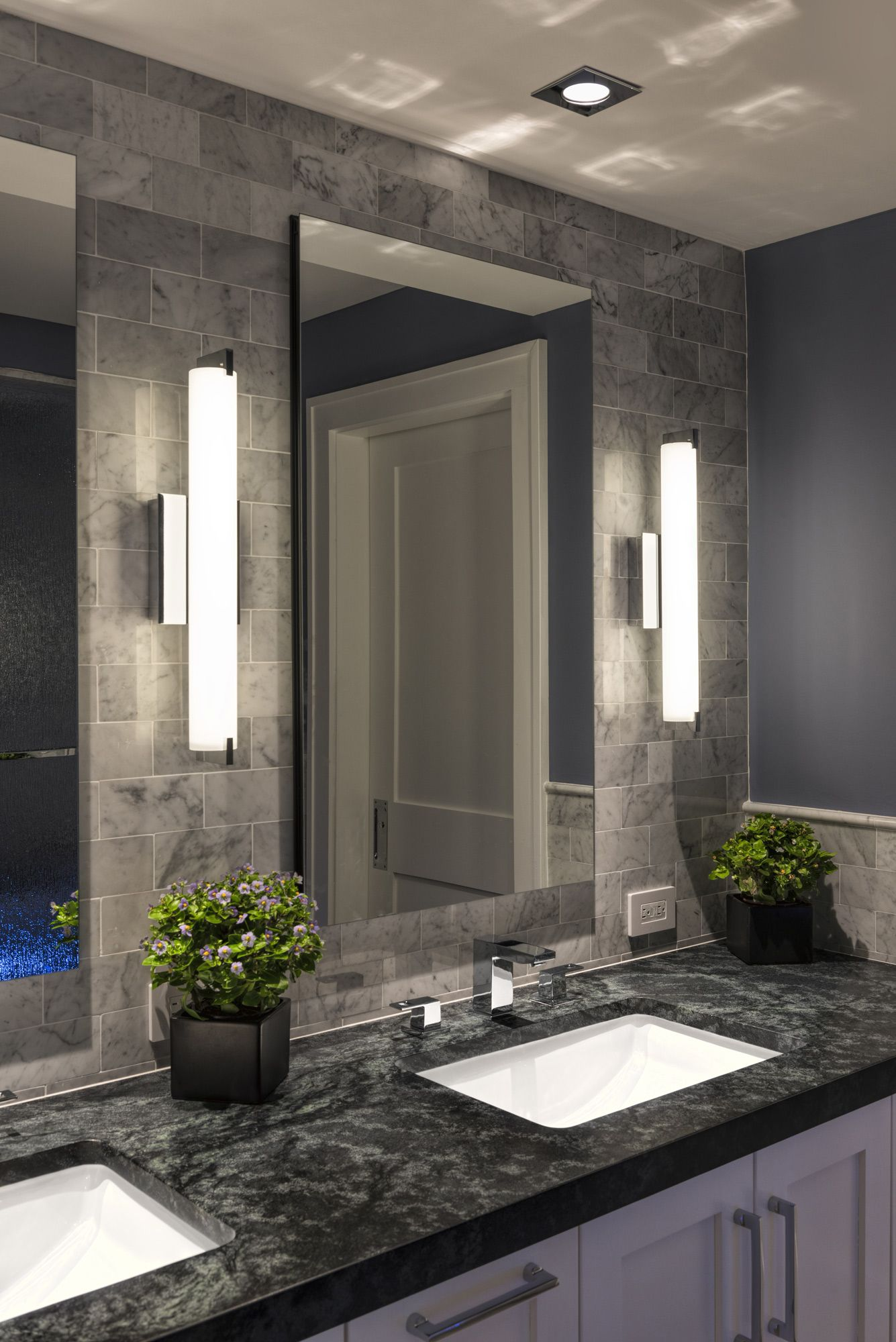Installation Gallery Bathroom Lighting Bathroom Lighting George Kovacs Best Bathroom Lighting Amazing Bathrooms Bathroom Lighting