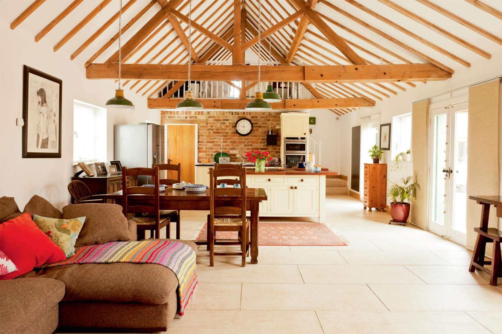 House Barns Converted Into Homes Modern Barn House Conversion
