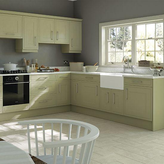 Green Kitchen Ideas Best Ways To Redecorate With Green In Your Home Green Kitchen Green Kitchen Cabinets Best Kitchen Colors
