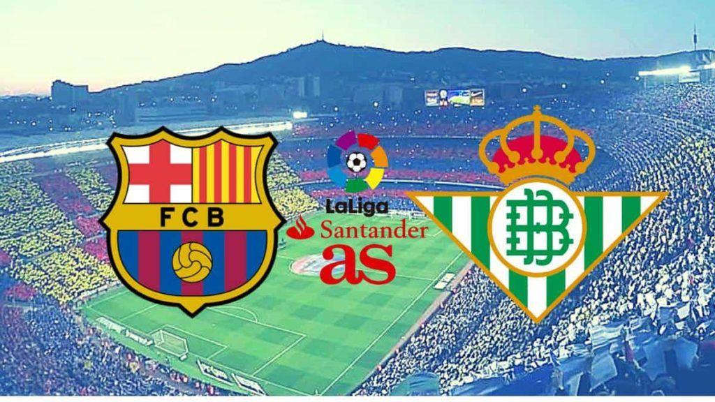 Ao Vivo Barcelona Vs Betis Em Tempo Real Futebol Stats Barcelona Tempo Real Sobre Futebol