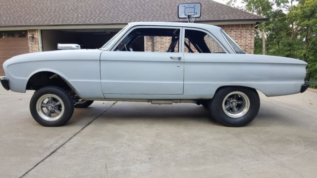 1961 Ford Falcon Gasser Drag Racer Retro Racer For Sale Photos Technical Specifications Description Ford Falcon Drag Racer Falcon
