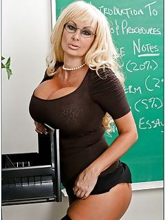 Sexy Big Boobs Teachers