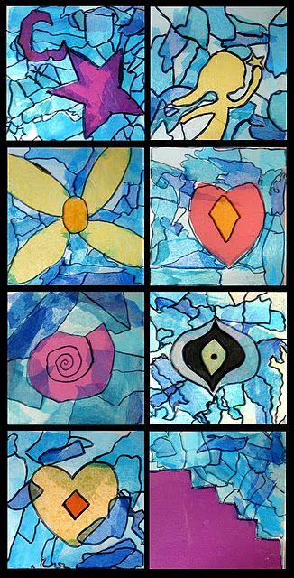 Dick Bour Art Glass - Nu Xxx-5858